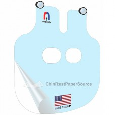 Breath Shield for Automated Phoropter, Large, Universal, Magnetic