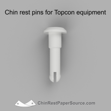 TOPCON (universal) chin rest pins (set of 2)
